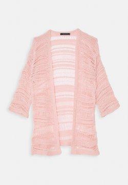Trendyol - Chaqueta de punto - powder pink