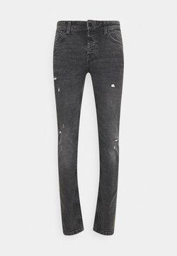 Only & Sons - ONSLOOM LIFE - Jeans Slim Fit - black denim