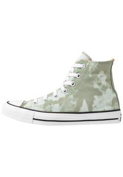 Converse - CHUCK TAYLOR ALL STAR - Korkeavartiset tennarit - street sage/white/black