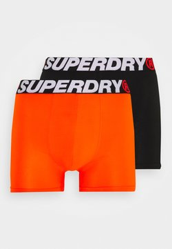 Superdry - 2PACK - Shorty - orange