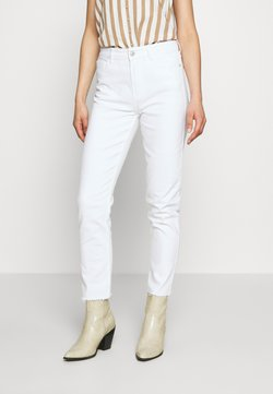 ONLY - ONLEMILY LIFE  - Relaxed fit jeans - white