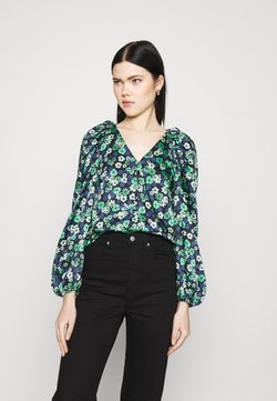 Topshop - Bluse - green
