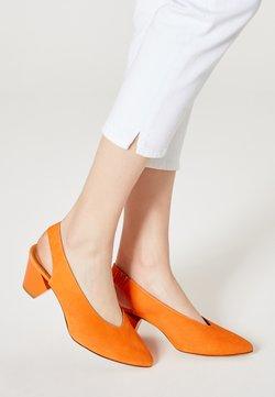 RISA - Pumps - orange