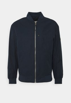 TOM TAILOR DENIM - CLEAN  - Giubbotto Bomber - sky captain blue