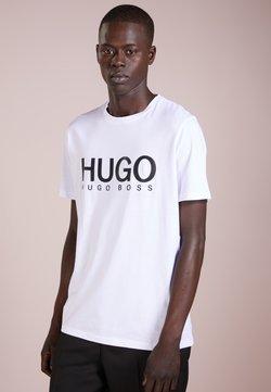 HUGO - DOLIVE - T-shirt imprimé - open white