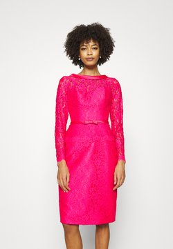 Pronovias - CAPEL - Robe de soirée - shocking pink