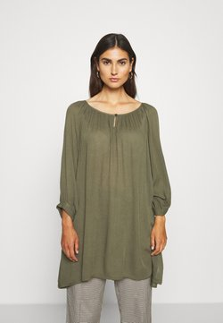 Kaffe - AMBER TUNIC - Tunic - grape leaf