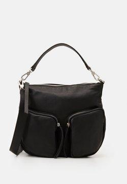 Abro - OLIVIA  - Handtasche - black/nickel