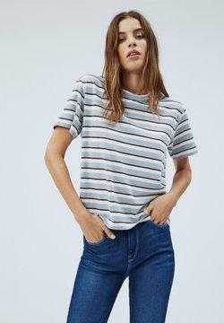 Pepe Jeans - CAMILE - T-Shirt print - quay