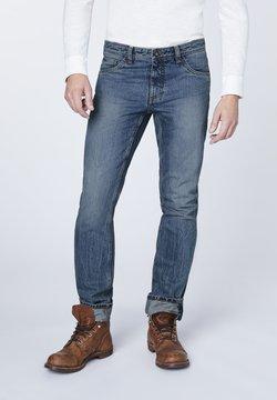 Oklahoma Premium - Jeans Straight Leg - vintage  blue