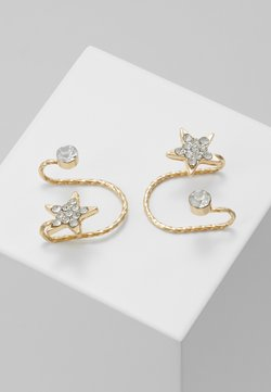 sweet deluxe - EAR CUFF 2 PACK - Ohrringe - gold-coloured