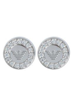 Emporio Armani - Örhänge - silver-coloured