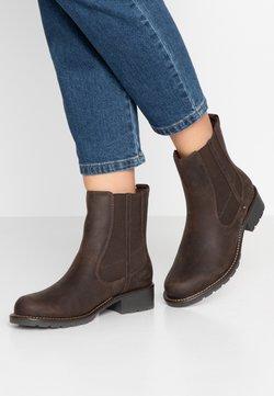 Clarks - ORINOCO HOT - Stiefelette - dark brown