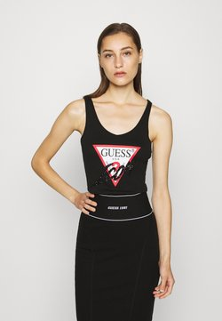 Guess - MYRELLA  - Top - jet black