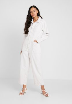 Free People - GIA COVERALL - Haalari - ivory