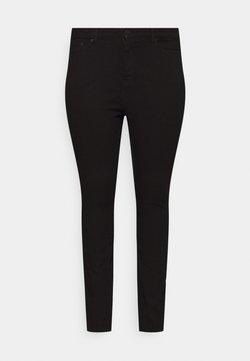 JUNAROSE - by VERO MODA - JRZEROTANJA - Jeans Skinny Fit - black