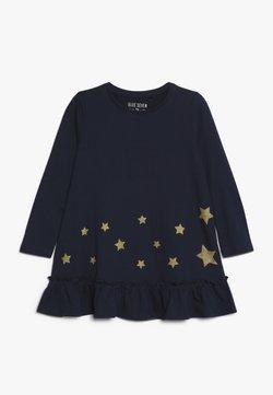 Blue Seven - DRESS STAR - Jerseykleid - blau