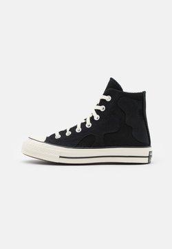 Converse - CHUCK 70 - High-top trainers - black/egret/almost black