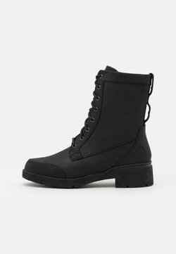 Timberland - GRACEYN MID LACE UP WP - Schnürstiefelette - black