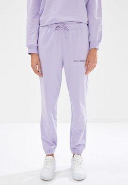 DeFacto Fit - Jogginghose - purple