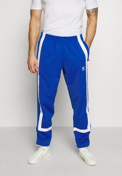 adidas Originals - WARMUP - Jogginghose - blue/white