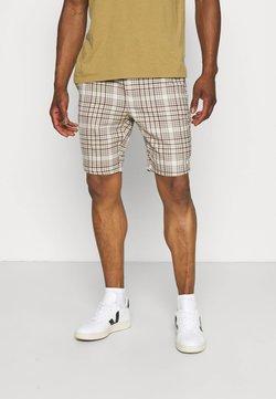 Only & Sons - ONSLINUS CHECK SHORTSDT  - Shorts - chinchilla