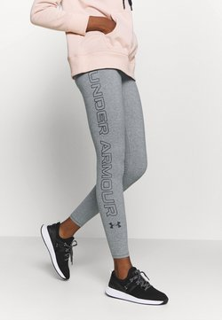 Under Armour - FAVORITE LEGGINGS - Tights - carbon heather