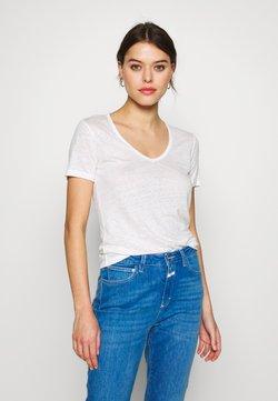 CLOSED - WOMEN - T-Shirt basic - ivory