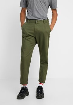 Jack & Jones - JJIJEFF JJTRENDY AKM  - Chinot - olive night