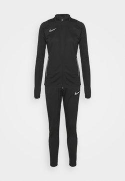 Nike Performance - SUIT - Survêtement - black/white