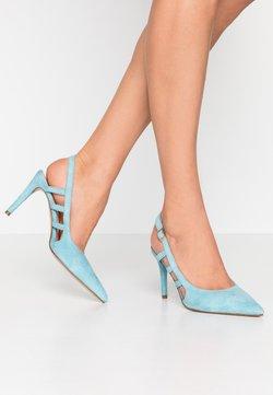Tosca Blu - CORFU - Escarpins à talons hauts - azzuro