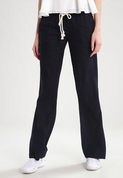 Roxy - OCEANSIDE - Pantalones - true black