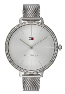 Tommy Hilfiger - KELLY - Rannekello - silver-coloured