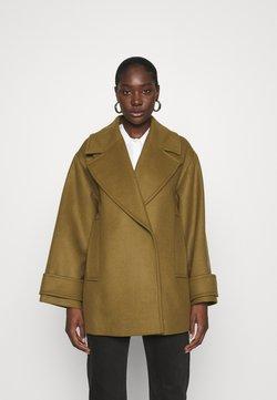 IVY & OAK - EGG SHAPED COAT - Classic coat - beech