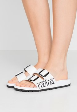 Versace Jeans Couture - Chaussons - bianco ottico