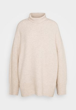 EDITED - ISABEL JUMPER - Strickpullover - beige