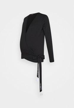 Mara Mea - WILD HEART - Långärmad tröja - black