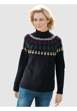 Dress In - Strickpullover - marineblau