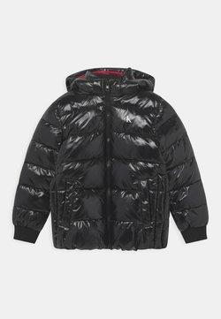 Calvin Klein Jeans - SHINY PUFFER - Talvitakki - black