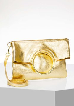 faina - Umhängetasche - gold