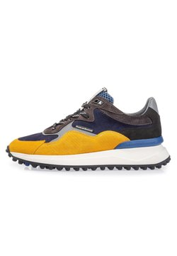 Floris van Bommel - NOPPI  - Sneaker low - yellow