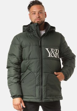 Young and Reckless - Winterjacke - green