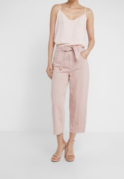 Pinko - MORGAN BULL - Jeans relaxed fit - rosa loto