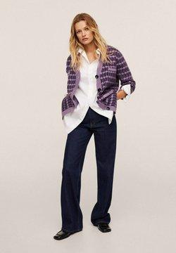 Mango - ALYSSA - Vest - violet