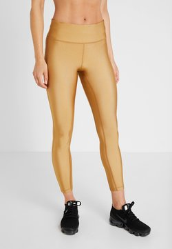 Casall - Tights - golden metallic