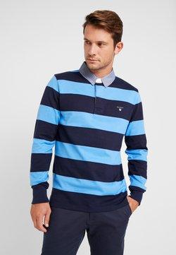 GANT - ORIGINAL HEAVY RUGGER - Poloshirt - pacific blue