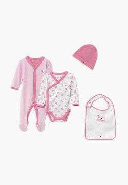 Tommy Hilfiger - BABY PREPPY GIFTBOX SET - Bonnet - pink
