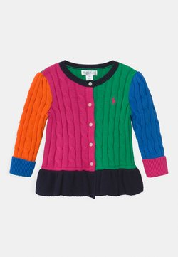 Polo Ralph Lauren - PEPLUM  - Vest - multi-coloured