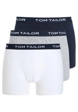 TOM TAILOR - 3 PACK - Shorty - navy/melange/white