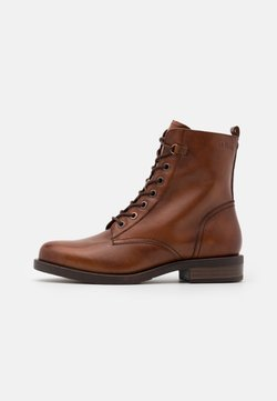 s.Oliver BLACK LABEL - Veterboots - brown